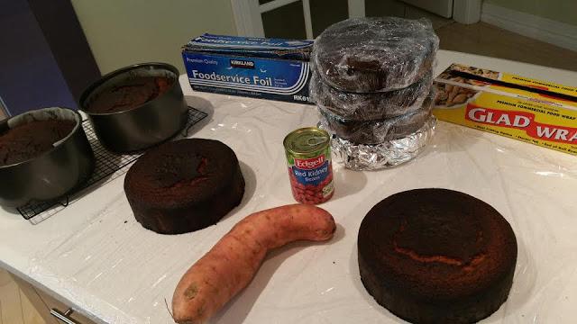 Freezing Cakes Before Decorating