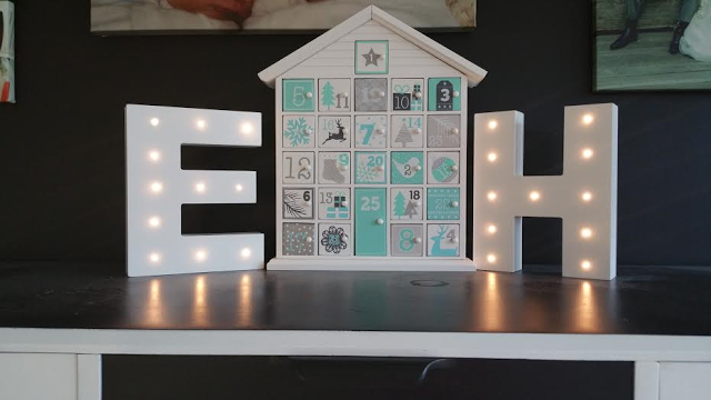 advent calendar for 1 year olds twins and a blog. Black Bedroom Furniture Sets. Home Design Ideas